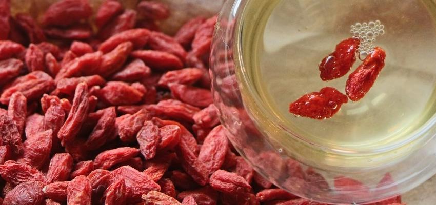 Какие на вкус ягоды Годжи?